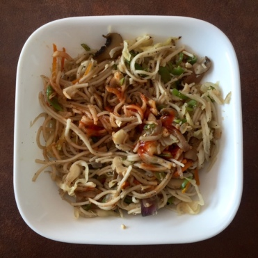 Millet Noodles